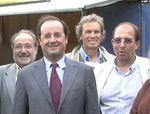 François Hollande : « pour défendre le droit social »