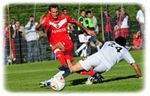 Valenciennes s'incline encore, mais progresse
