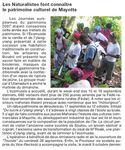 les jeunes mahorais à la découverte de leur patrimoine