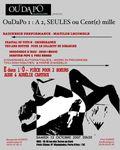 Courrier des lecteurs : prochain spectacle de l'OUDAPO le samedi 13 octobre !