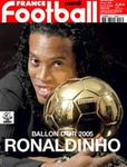 Ronaldinho ballon d'or 2005