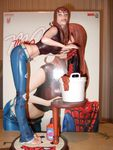 Comiquette Mary-Jane (Sideshow)