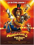 Madagascar 3 video + les coulisses du doublage vf