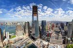 One World Trade Center - La construction en accéléré , video en timelapse