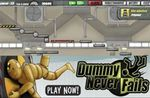 Jeu: Dummy Never Fails, Projeter les mannequins de crash test vers la cible