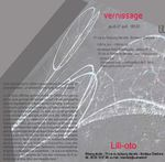 """Exposition """"Variations Curvilignes"""" avril 2007"""