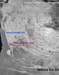 25 000 KM² de plaques de glace perdues !