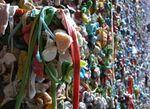 Le fléau des chewing-gums: nouvelle variante du street-art?