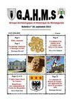 Extraits de la lettre d'infos n°11 de 2013 du GAHMS