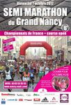 Semi Marathon du Grand Nancy 2012. Championnat de France. Le Jour J.