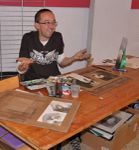 Stage d'aquarelle avec Franck Perrot