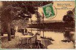 Saint-Rémy l'Honoré en cartes postales : le moulin de Bicherel