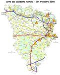 Sécurité routière : accidentologie sur les routes yvelinoises