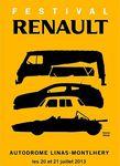 Le Festival Renault, prévu en septembre 2013, est annulé