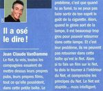 interview de JeanClaudeVanDamme