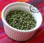 Soja vert ou haricot mungo (graines de...)