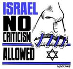 The End of Free Speech? Criminalizing Criticism of Israel