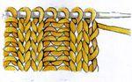 Leçon de tricot n° 7 : côtes 2/2