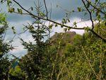 Le Rossberg, un ancien volcan, Fuchsfels, Rossberggesickfels... 4/5