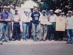 Merci à tous les militants et militantes USFP RABAT-CHALLA