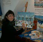 L'art naïf à St Anne de Doëlan et au Sénat