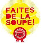 « Faites de la soupe » le samedi 10 décembre place du Buisson St Louis
