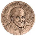 27 septembre : fête solennelle de Saint Vincent de Paul