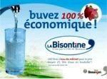L'eau du robinet bisontine…en bouteilles !
