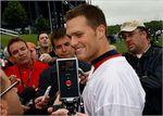 Interview de Tom Brady