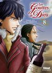 Les Gouttes de Dieu tome 8 (Dimanche manga)
