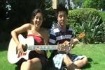 Kina Grannis & David Choi : My time with you - PAROLES / LYRICS + VIDEOS (FR / EN)
