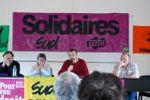 Solidaires Basse-Normandie débat et continue la lutte