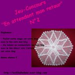 Jeu-concours & Blog candy