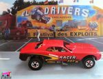TOP ELIMINATOR FORD MUSTANG DRAGSTER HOT WHEELS 1/64