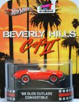 68 OLDS CUTLASS CONVERTIBLE BEVERLY COP 2 RETRO ENTERTAINMENT HOT WHEELS 1/64 - LE FLIC DE BEVERLY HILLS EDDIE MURPHY