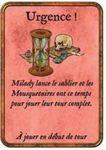 Mousquetaires du Roy: les cartes Perfidie