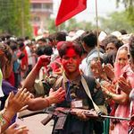 About the line struggle within the Unified Communist Party of Nepal (Maoist)