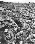 Première Guerre mondiale: expérience de guerre