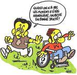 Prime de RSA de 200€, personnes handicapées réagissez ou CREVEZ !!