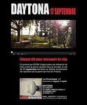 Daytona, clip : 17 septembre