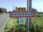 La commune de Blacqueville