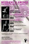 Champigneulles (54) : Week-end Flamenco 19 et 20 novembre 2011