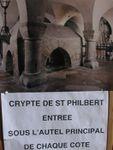 Noirmoutier ,85: Eglise St Philbert -3