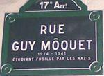 A lire avant les barrages : quand Guy Moquet le sport français