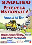 FETE DE LA NATIONALE 6 le 31 mai 2009