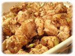 Poulet au sumac ou Moussakhan