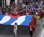 Cuba : La population de Cardenas célèbre le 10e anniversaire du début de la Bataille d'Idées