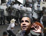 NOAM CHOMSKY : Le président Barack Obama a éloigné les Etats-Unis de l'Amérique Latine et de l'Europe en validant le coup d'Etat militaire au Honduras