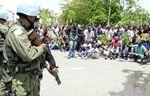 Haïti: Des jeunes demandent le retrait de la MINUSTAH et le retour d'Aristide