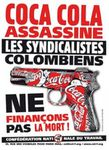 Coca cola assassine les syndicalistes colombiens ! (video)